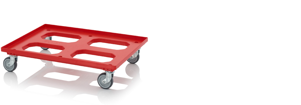 AUER Packaging Maxi HD transport trolley Title image