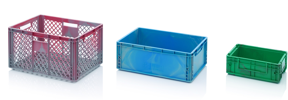 AUER Packaging R-KLT containers Title image