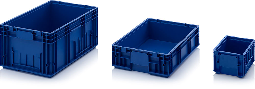 AUER Packaging RL-KLT containers Title image