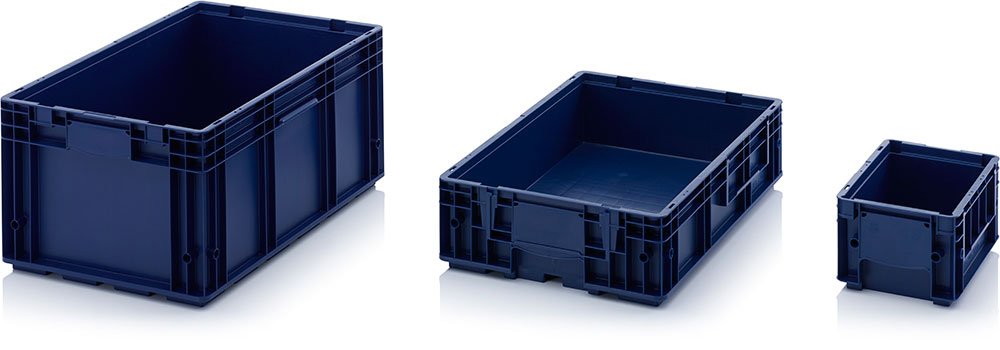 AUER Packaging Recipiente R-KLT Imagine titlu