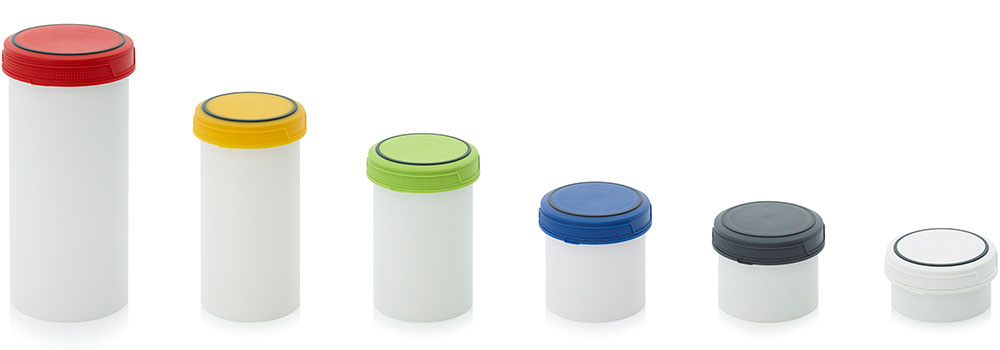 AUER Packaging Screw-top jars Basic Title image