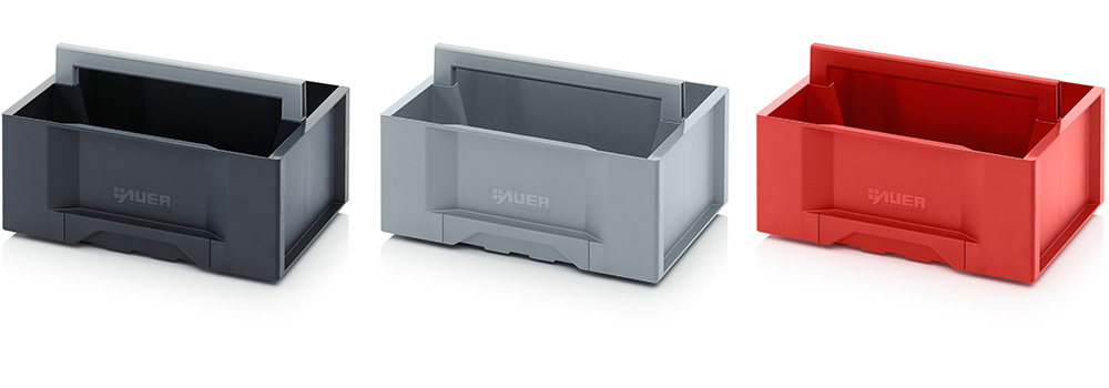 AUER Packaging Tool boxes Basic Title image