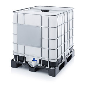AUER Packaging Contenitori IBC Classic