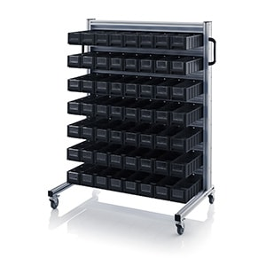 AUER Packaging ESD system trolleys for rack boxes Category image