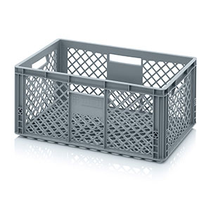 AUER Packaging Euro containers perforated