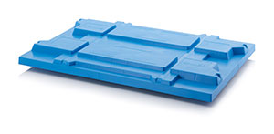 Place-on lids for pallets KLT Category image
