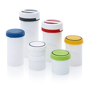 AUER Packaging Screw-top jars