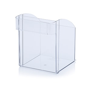 Single containers for tipping box modules Category image