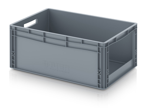 Storage boxes with open front Euro format Category image
