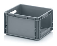 Storage boxes with open front Euro format SLK B-stock Category image