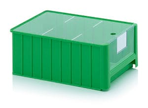Storage boxes with open front SK B-stock Category image