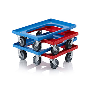AUER Packaging Transport trolleys Category image