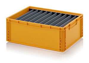 Transverse dividers for Euro containers Category image