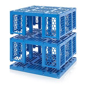 Plastové paletové boxy