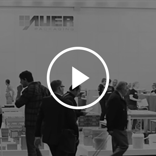 AUER Packaging AUER Packaging, pleinement satisfait de son salon record