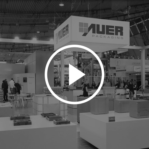 AUER Packaging Showcasing the entire range at the trade fair