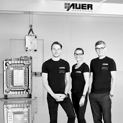 AUER Packaging Record turnover, new investments and additions to the leadership team