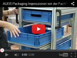 AUER Packaging Impresiones de FachPack 2013