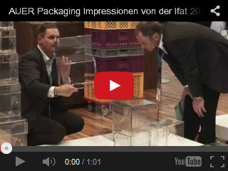 AUER Packaging Impresiones de Ifat 2014
