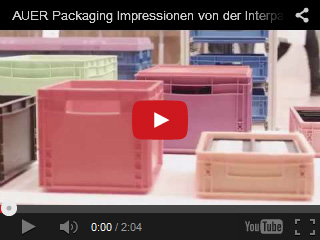AUER Packaging AUER Packaging er yderst tilfreds med en rekord-messe