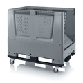 AUER Packaging Collapsible big boxes with ventilation slits KLO 1208KR Preview image 2