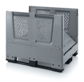 AUER Packaging Collapsible big boxes with ventilation slits KLO 1210K Preview image 3