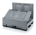AUER Packaging Collapsible big boxes with ventilation slits KLO 1210K Preview image 4
