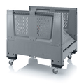 AUER Packaging Collapsible big boxes with ventilation slits KLO 1210R Preview image 3
