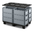 AUER Packaging Place-on lids for pallets Multi-purpose A 1208 Preview image 2