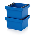 AUER Packaging Reusable containers with stacking frame MBB 4322 Preview image 3