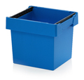 AUER Packaging Reusable containers with stacking frame MBB 4332 Preview image 1