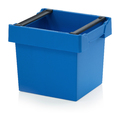 AUER Packaging Reusable containers with stacking frame MBB 4332 Preview image 2