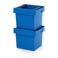 AUER Packaging Reusable containers with stacking frame MBB 4332 Preview image 3