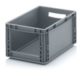 AUER Packaging Storage boxes with open front Euro format SLK SLK 43/22 Preview image 1