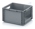 AUER Packaging Storage boxes with open front Euro format SLK ES SLK ES 43/22 Preview image 2