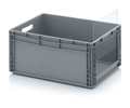 AUER Packaging Storage boxes with open front Euro format SLK ES SLK ES 64/27 Preview image 2