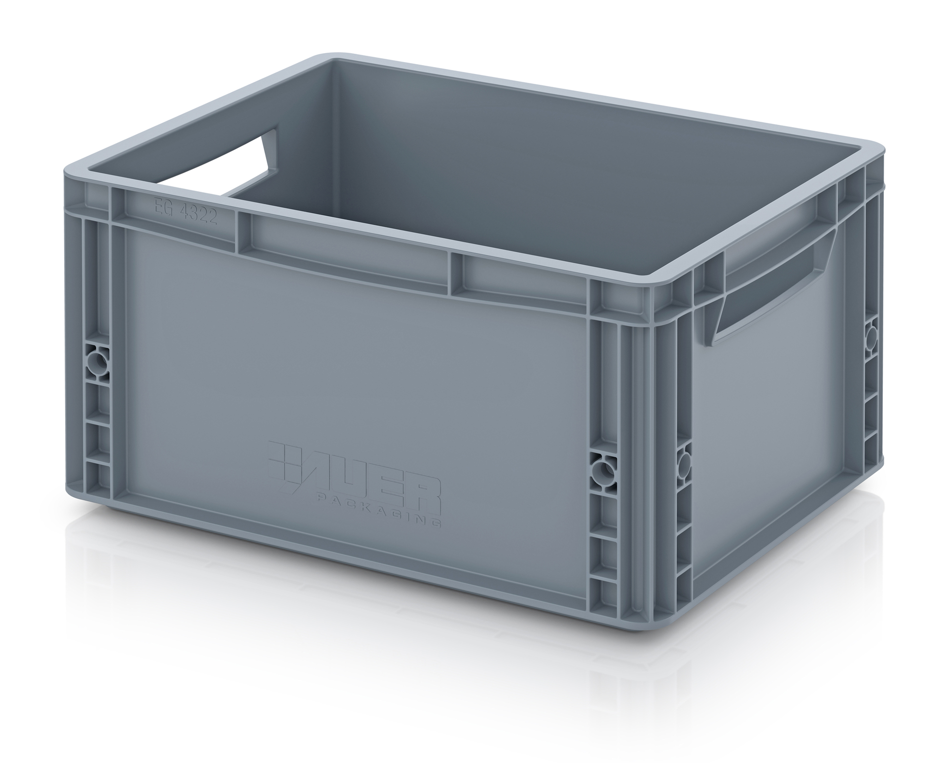 Euro containers closed surface eg 43 22 auer packaging for Surface container