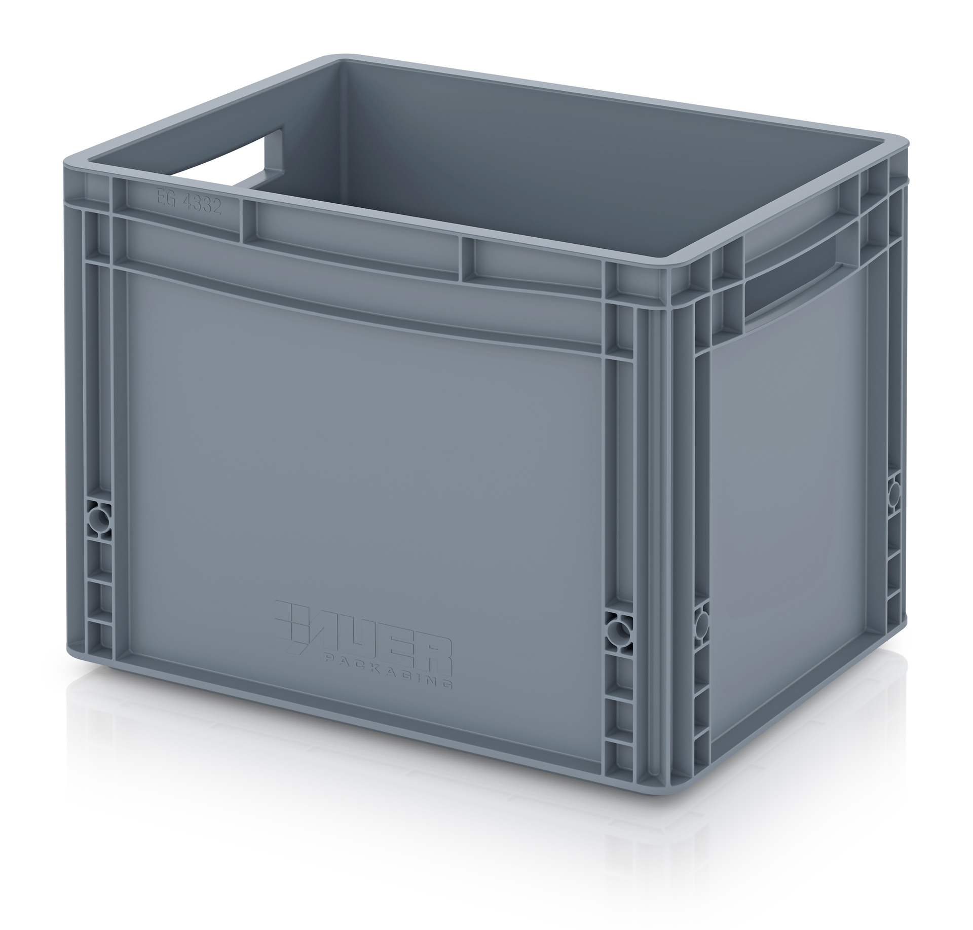 Euro containers closed surface eg 43 32 auer packaging for Surface container