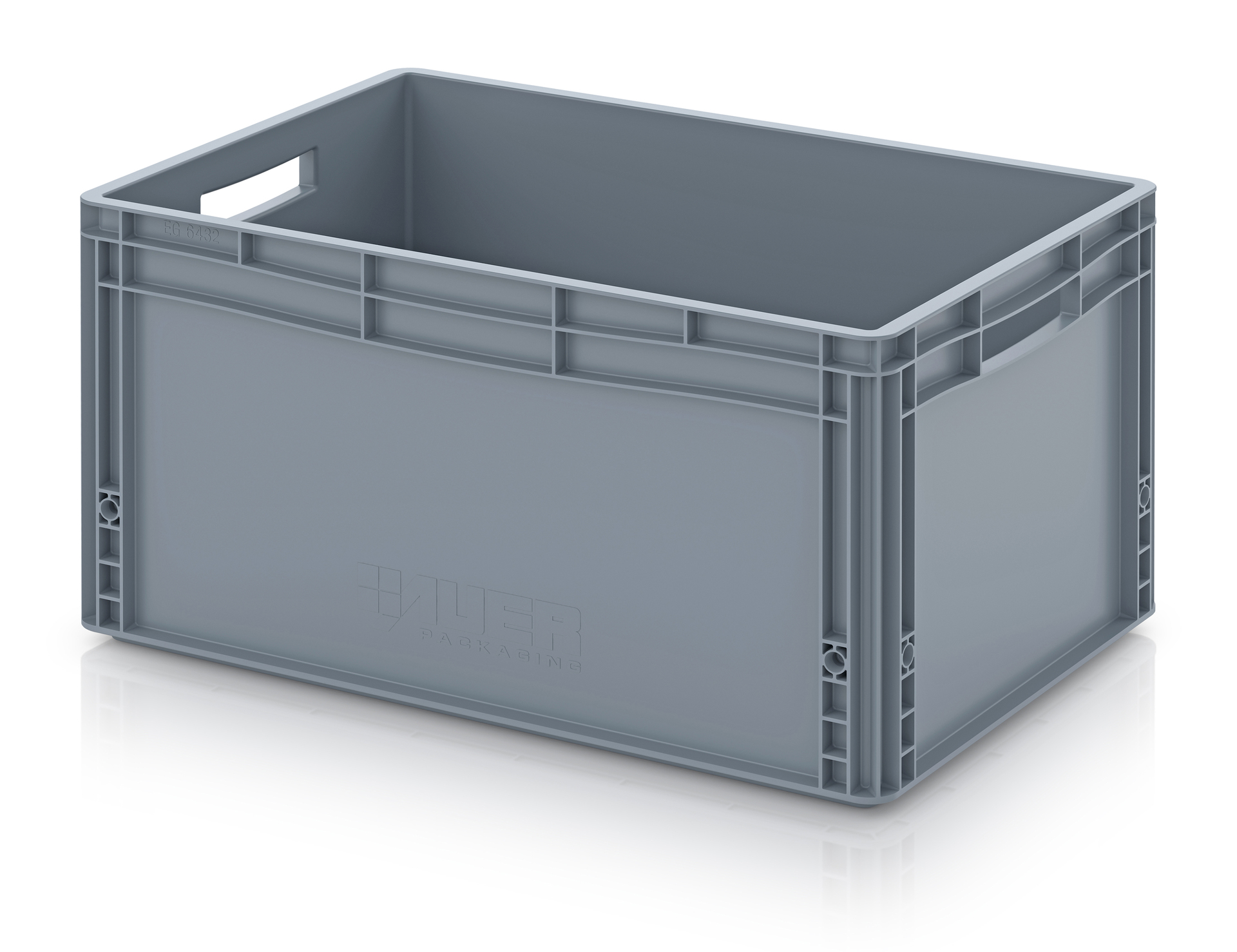 Euro containers closed surface eg 64 32 auer packaging for Surface container