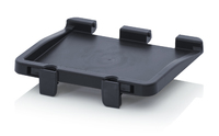 ESD hinge lids for Euro containers<br><small>ESD SD 215</small>