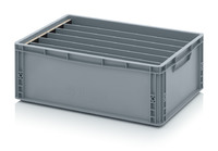 Longitudinal dividers for Euro containers<br><small>LT GEF 64</small>