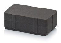 Cubed foam pad suitable for protective cases<br><small>CP S SEWW 3213</small>