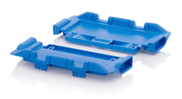 Hinged lids for reusable containers<br><small>MB DE 32</small>
