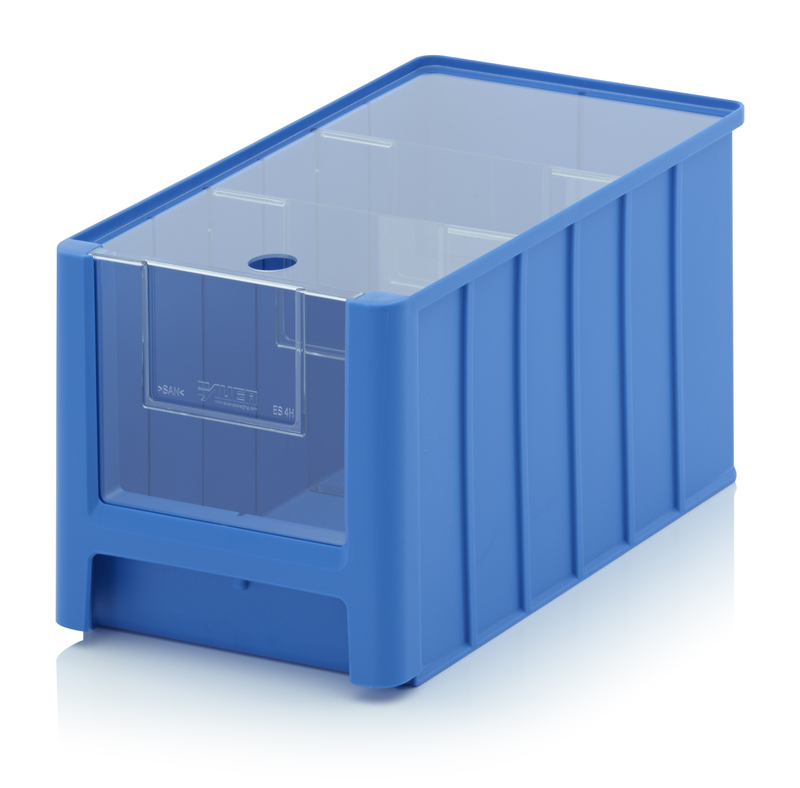 Cajas de almacenaje con ventana sk sk 4h 5015 auer packaging - Cajas de almacenaje ...