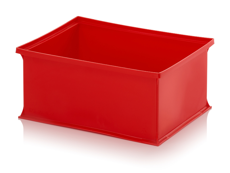 Special Container 46.5 x 31.5 cm AUER Packaging EG 16-6-2 rot