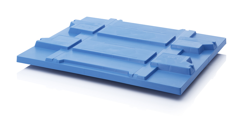 AUER Packaging Place-on lids for pallets KLT A 1210-1