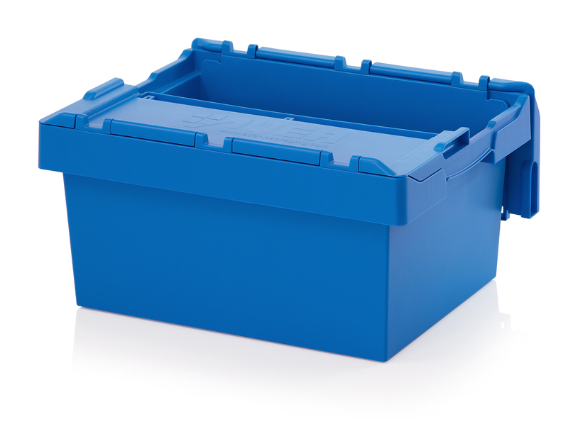 AUER Packaging Reusable containers with lid MBD 6427