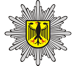 Logotipo bundespolizei