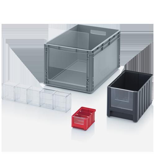 abb22f8b00f68 Plastové produkty na skladovanie a prepra… | AUER Packaging